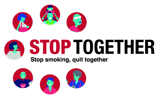 Stop together logo