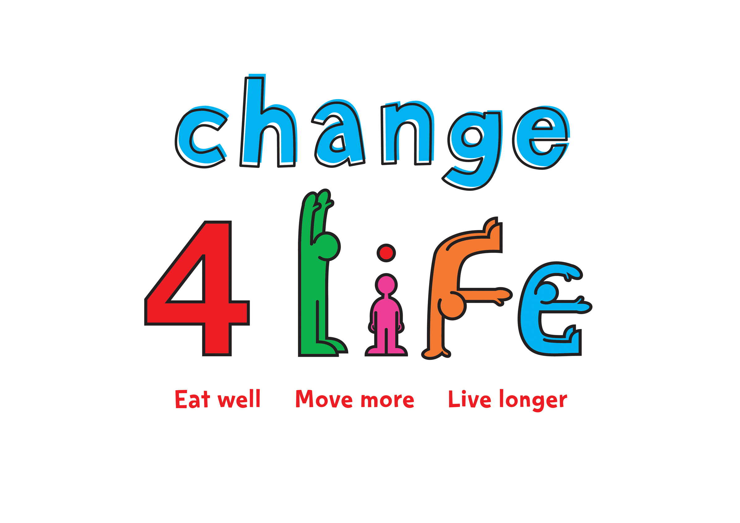 Change for Life Public Health England branding