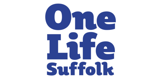 Logo OneLife Suffolk, integrated lifestyle provider