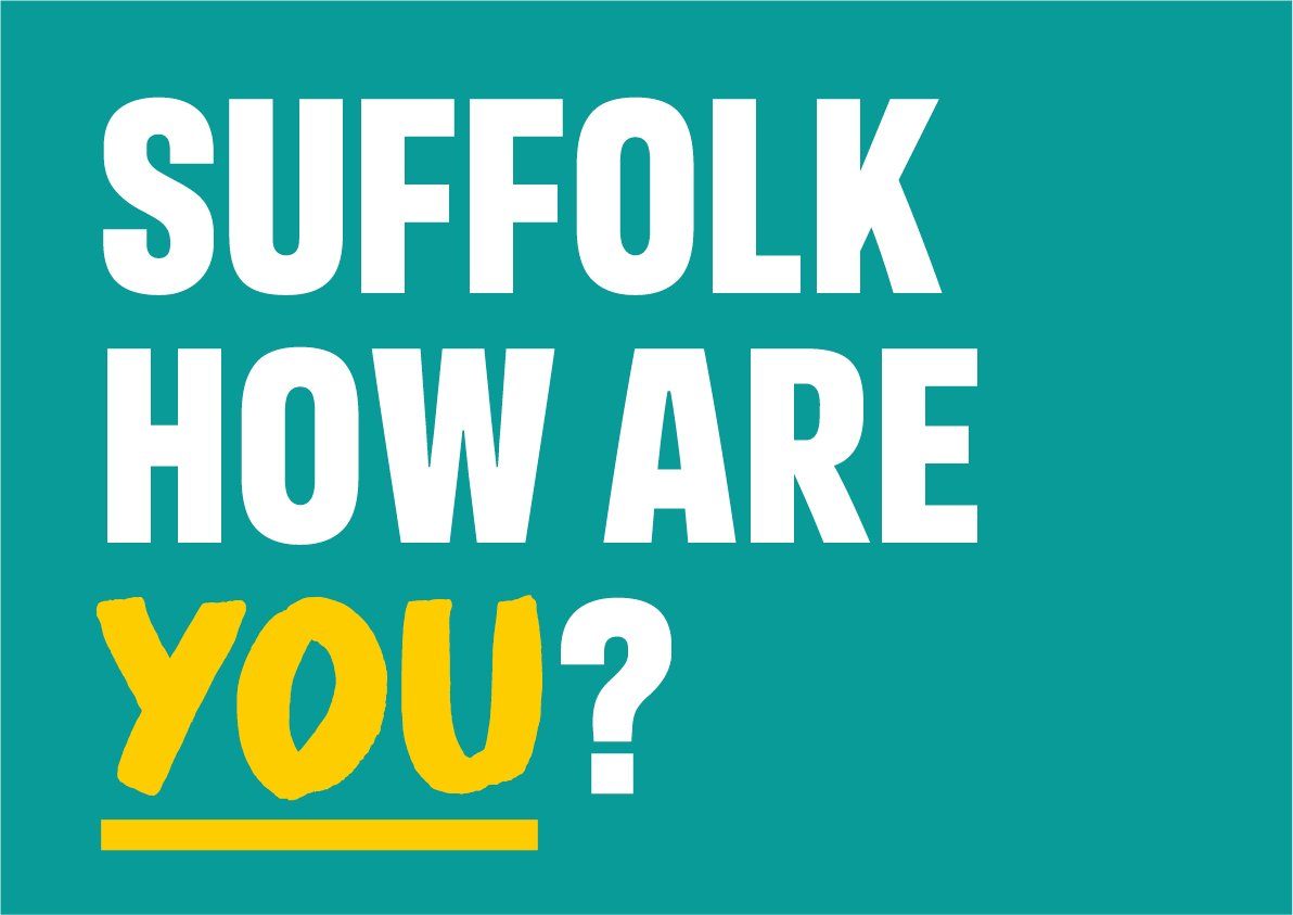 Suffolk How Are You Logo