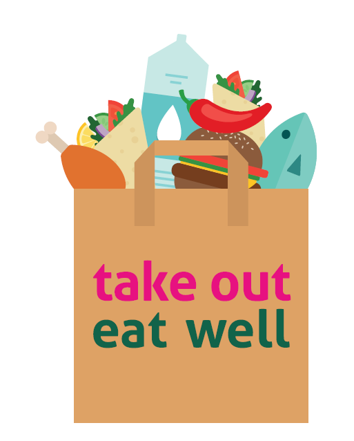 Take Out Eat Well