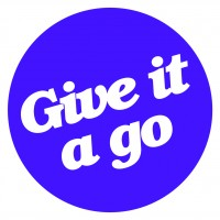 Give it a go logo