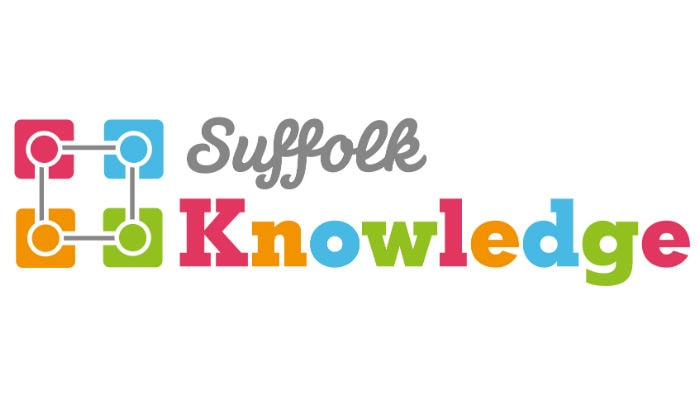 Suffolk Knowledge logo